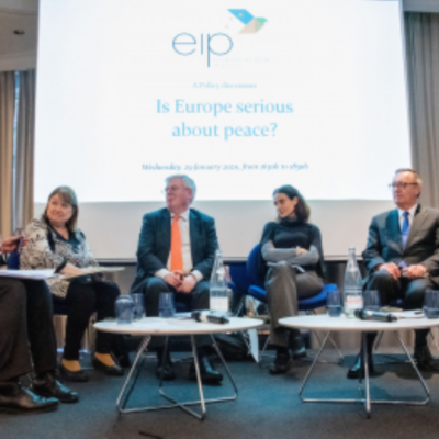 Reflections on Europe and peace