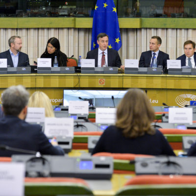 The European Parliament appoints five MEPs as Observers to the Board of the Institute