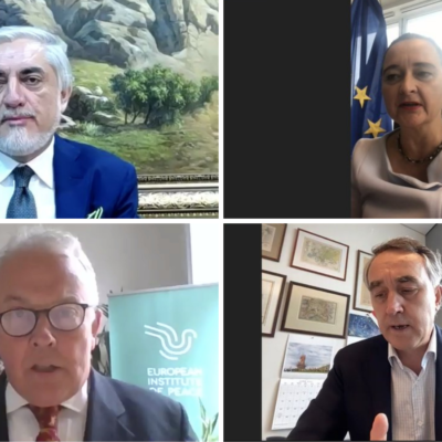 Protecting the achievements in Afghanistan: Europe's role in supporting civil society and democracy after the NATO allies withdraw